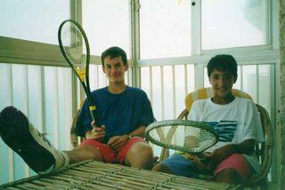 Jaime Pitarch y yo 1992